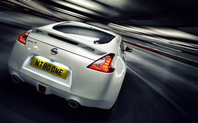 Japanese Beauty. Nissan 370Z GT Edition