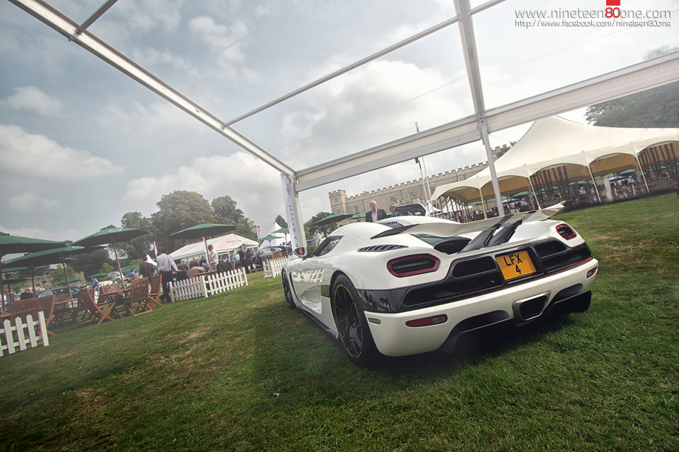 Keonigsegg Agera photos