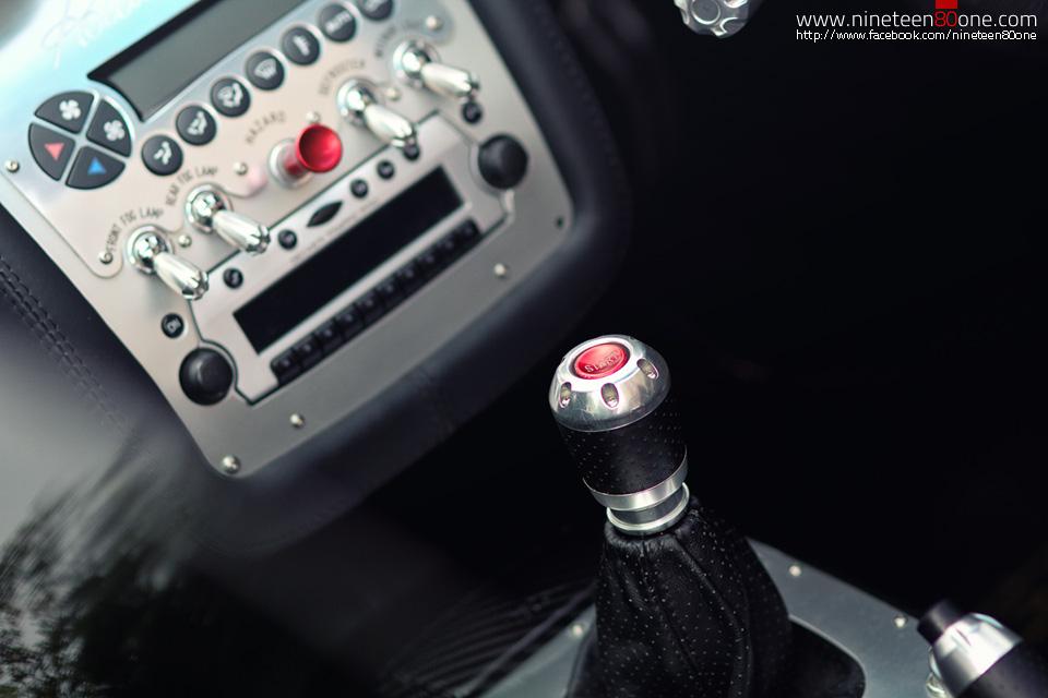 Zonda interior supercars