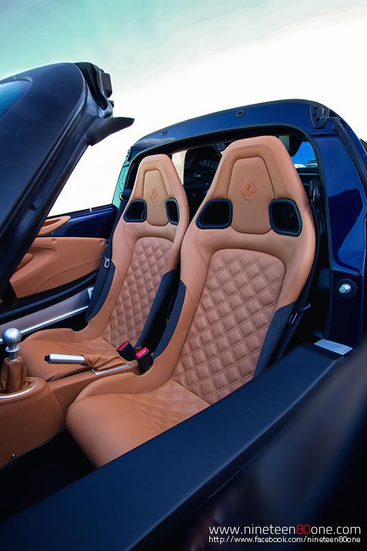 Photoshoot interior cars