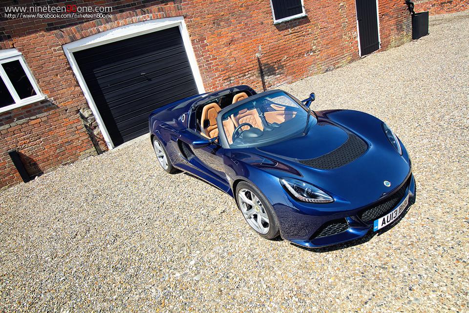 Lotus road test