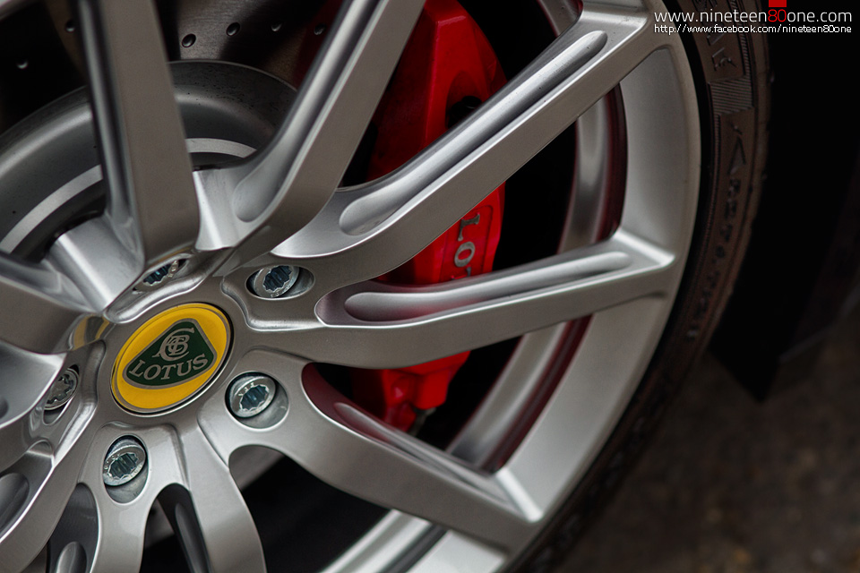 Wheel details photography