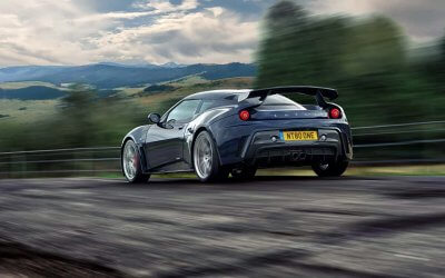 The Delicious Monster. Lotus Evora GT350