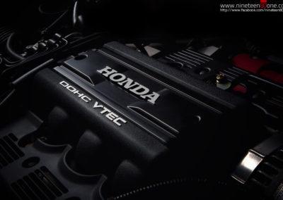 Honda VTEC engine NSX