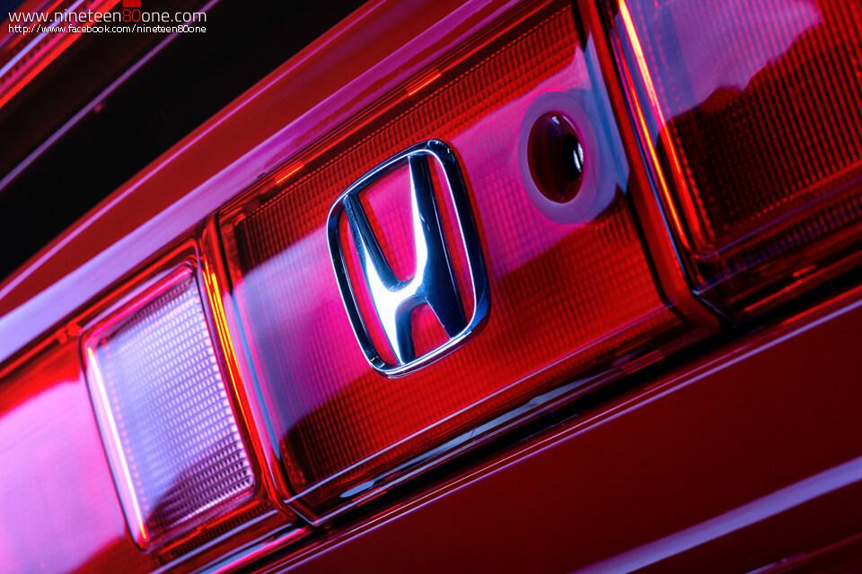 Honda details pictures