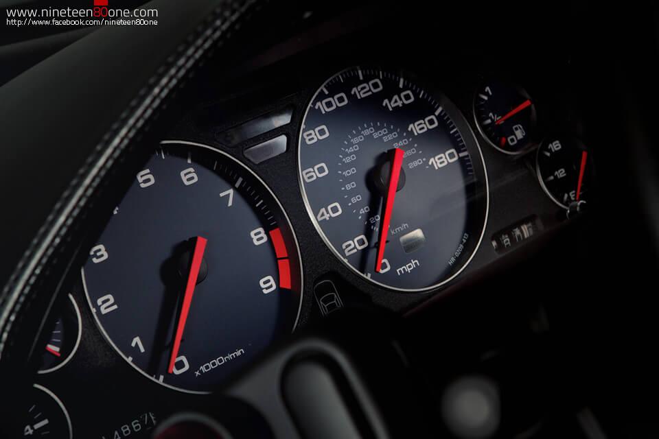 Honda nsx interior photos