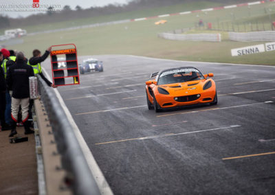 Lotus Race Day Snetterton. Lotus Cup & Elise Trophy