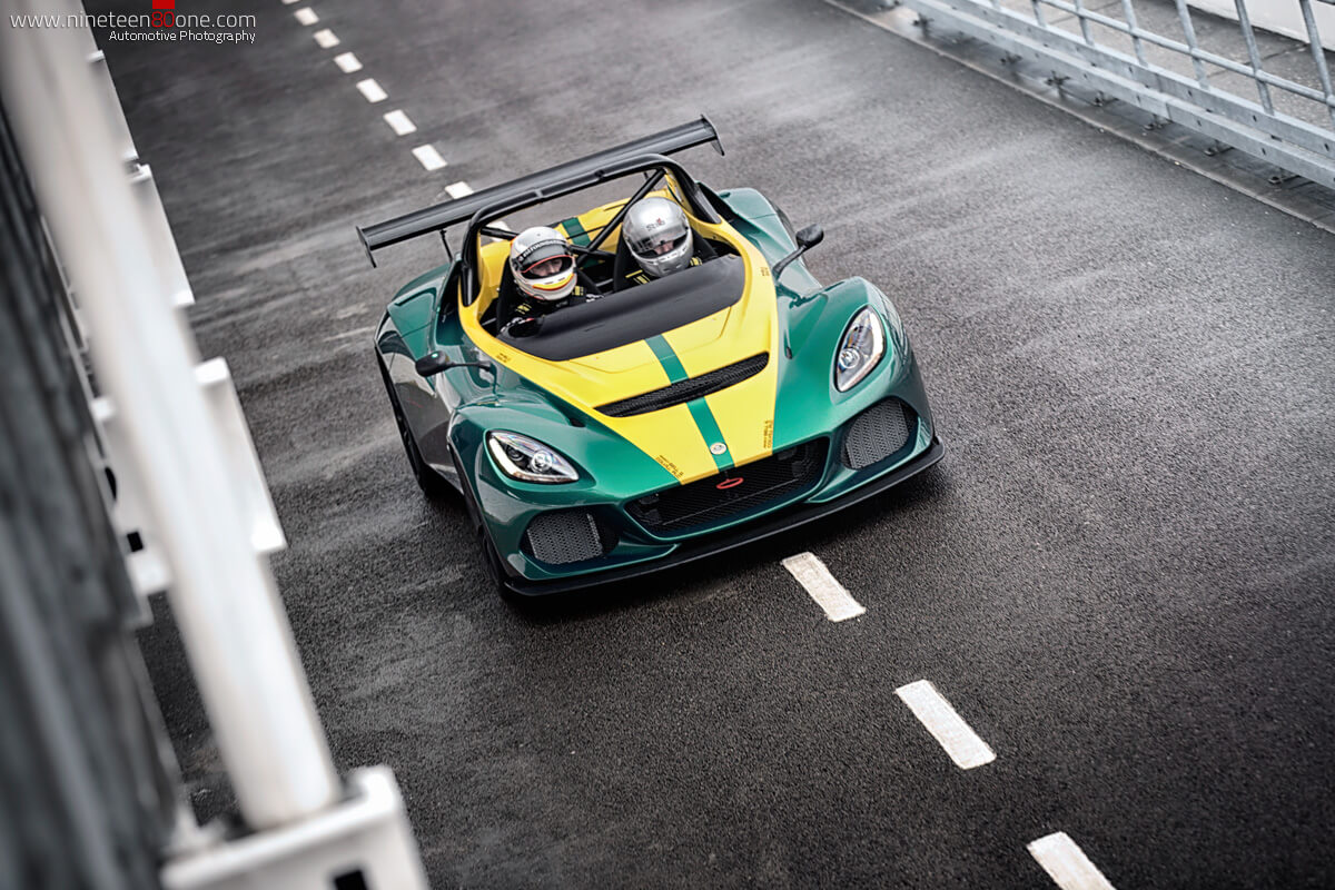 The fastest Lotus ever