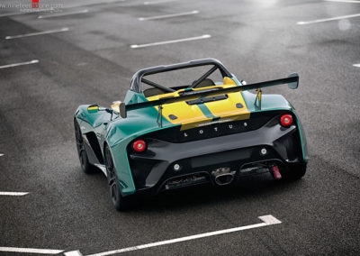 The fastest Lotus ever. Lotus 3-Eleven.