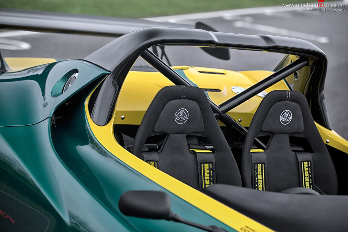 Lotus interior photography