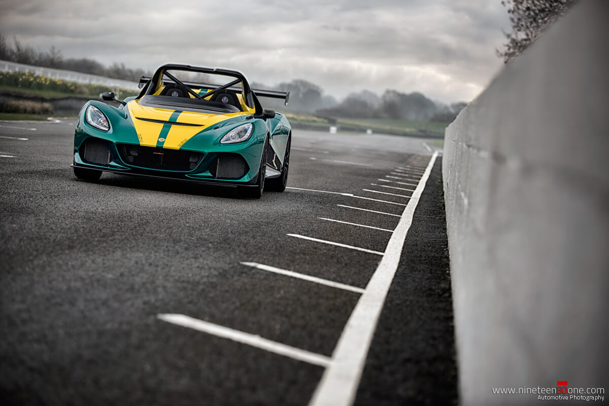 Lotus 3-Eleven at Goodwood