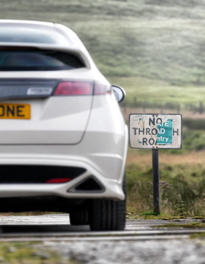 An Unexpected Journey. Honda Civic Type-R