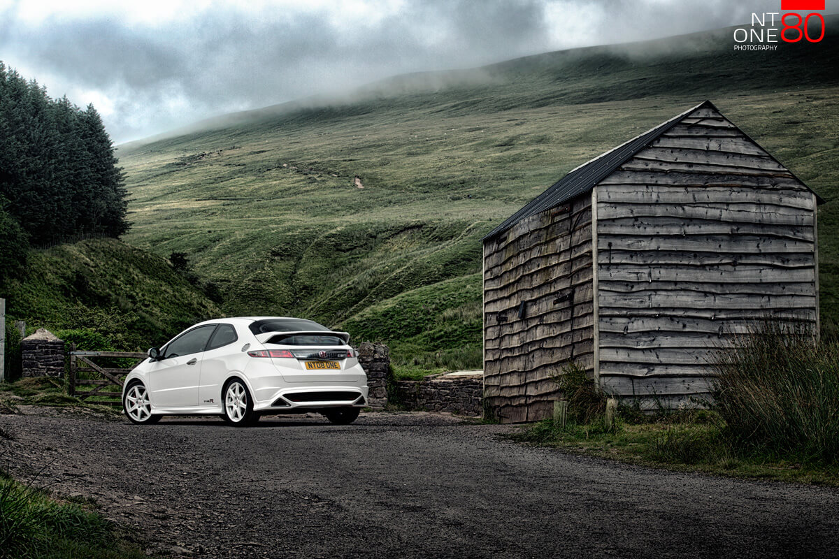 Pen-y-fan car trip