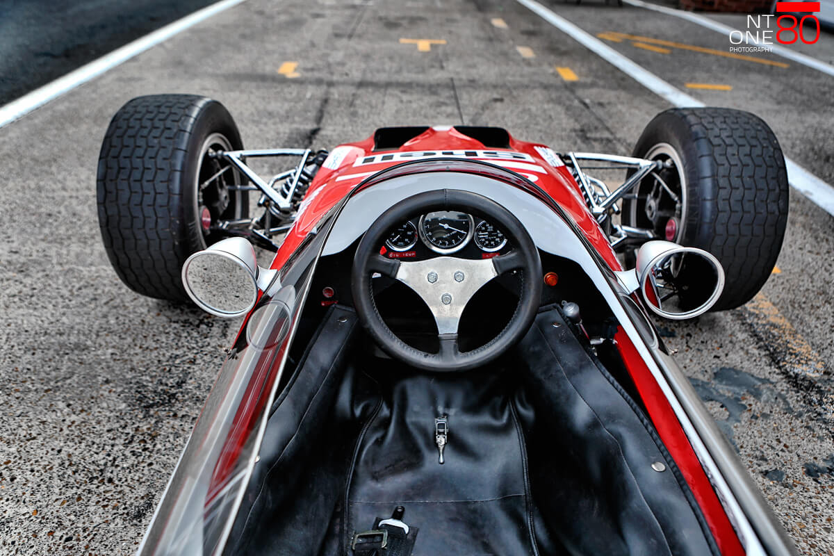 Formular car interior