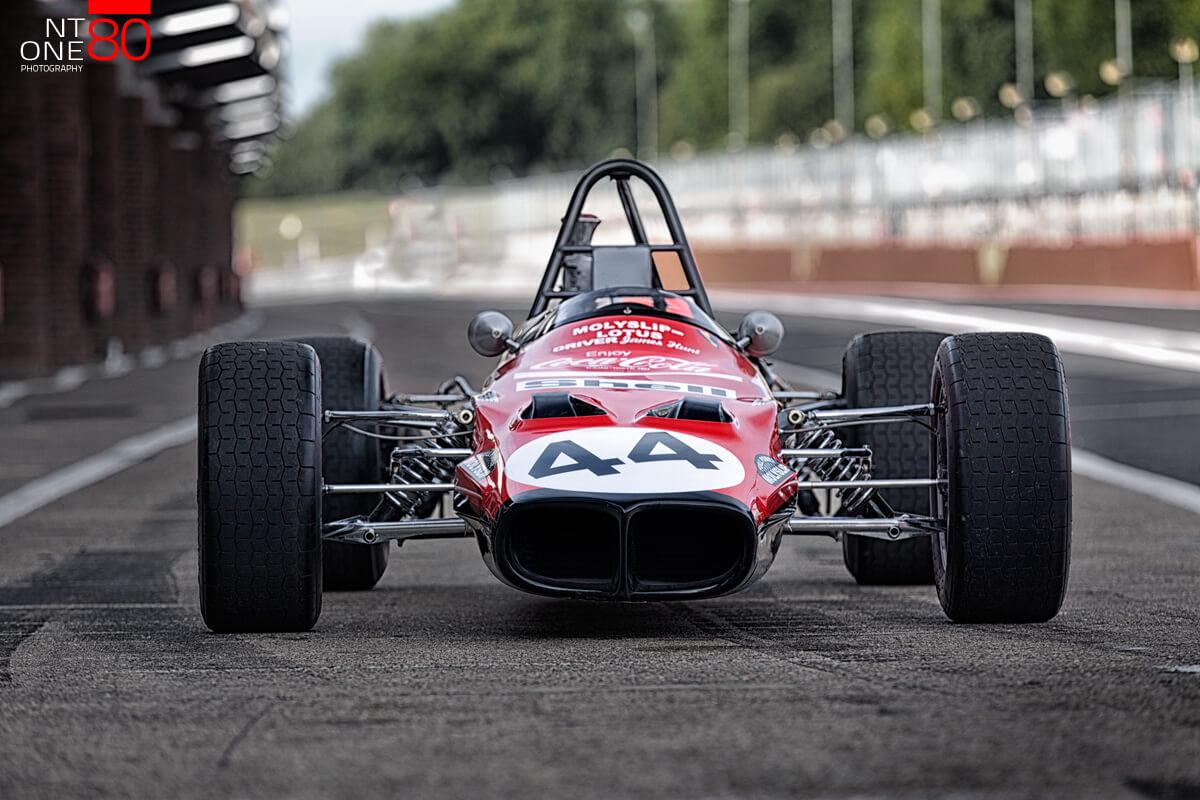 Lotus Formula motorsport