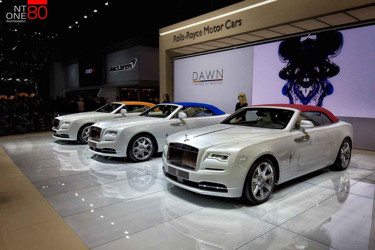 Rolls-Royce car photos