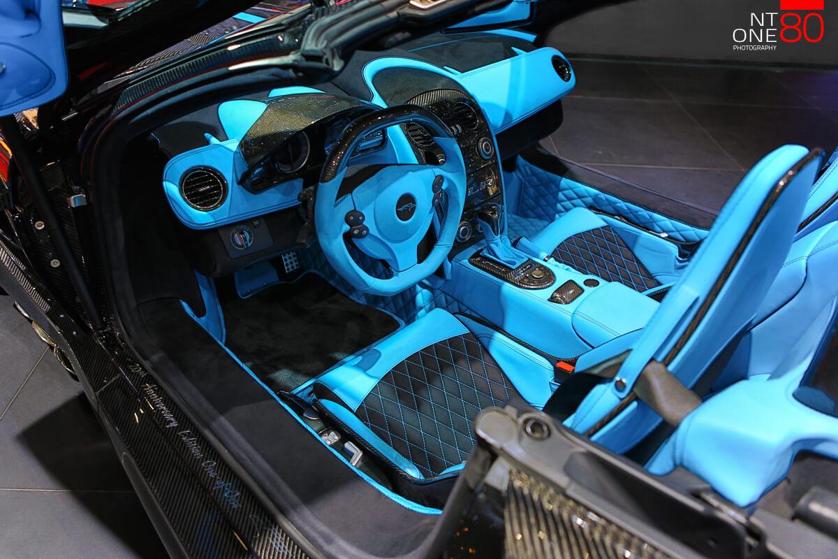supercars interior