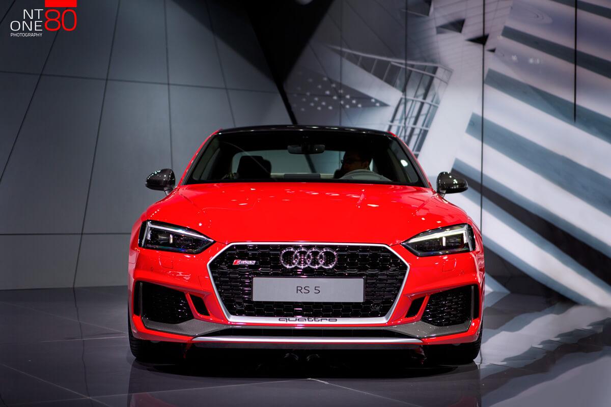 Audi sportscars