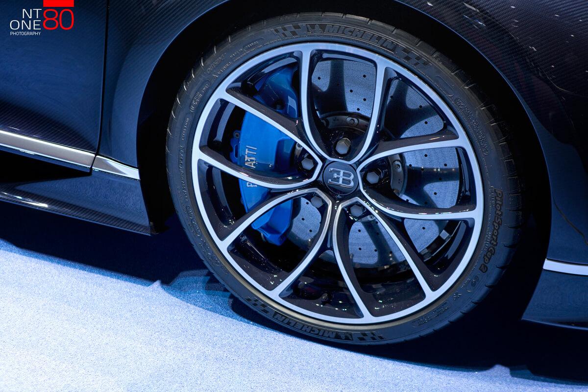Bugatti wheels