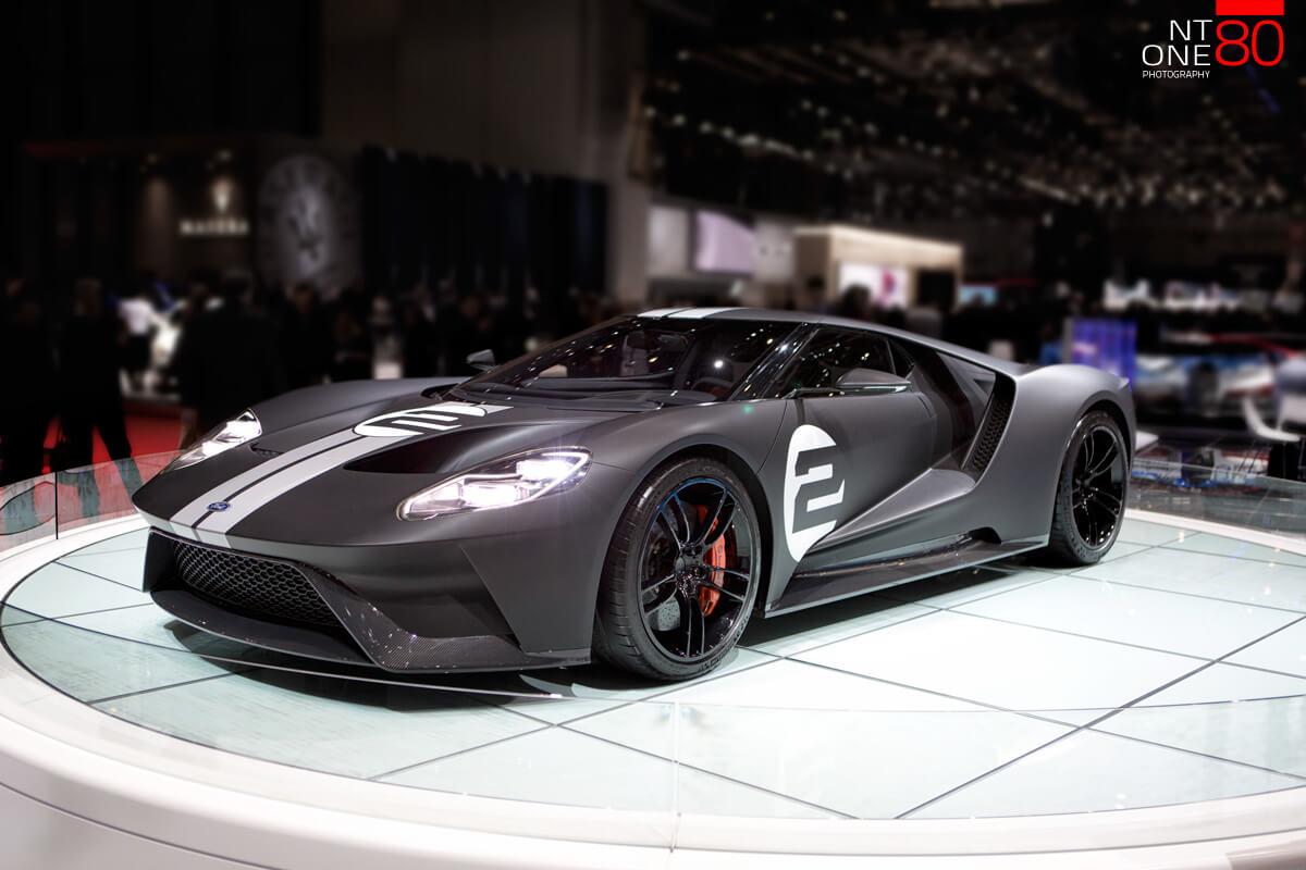 GT40 supercar