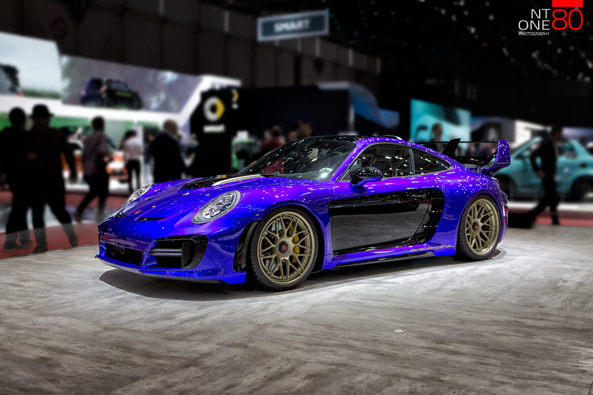 Gemballa performance cars