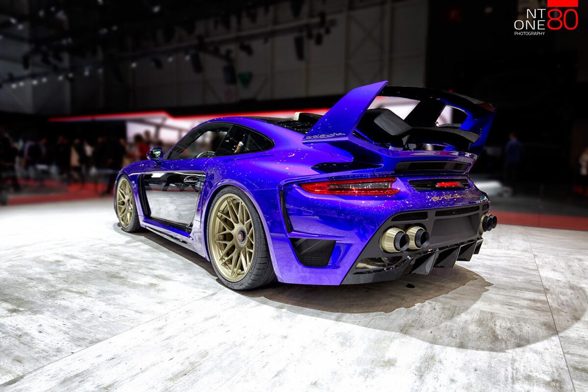 Gemballa Porsche cars