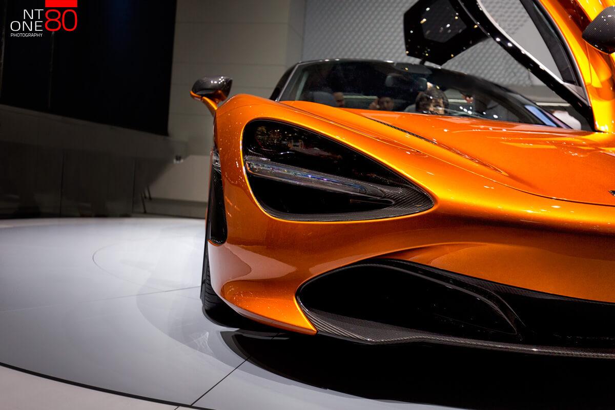 McLaren geneva motorshow