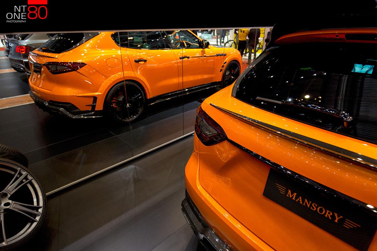 Mansory Maserati