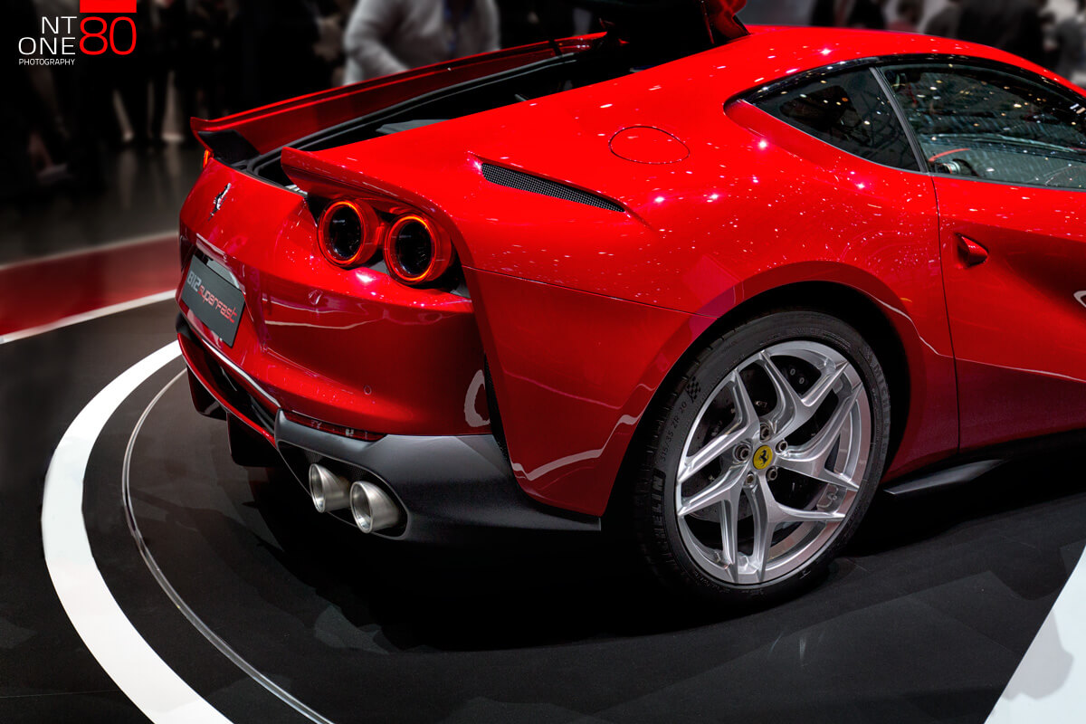 Ferrari photography