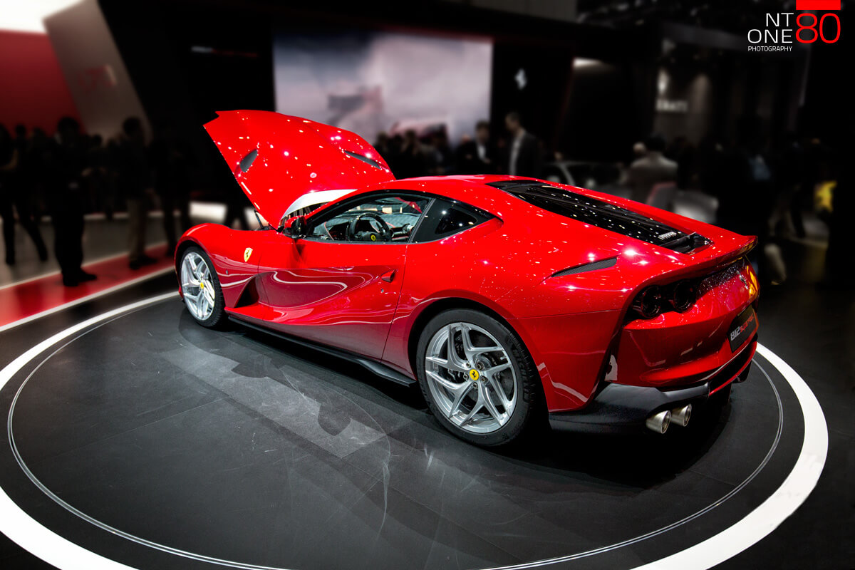 Farrari 812 Superfast
