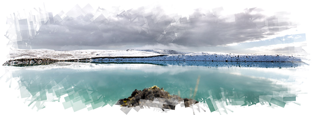 The land of beauty. Iceland.