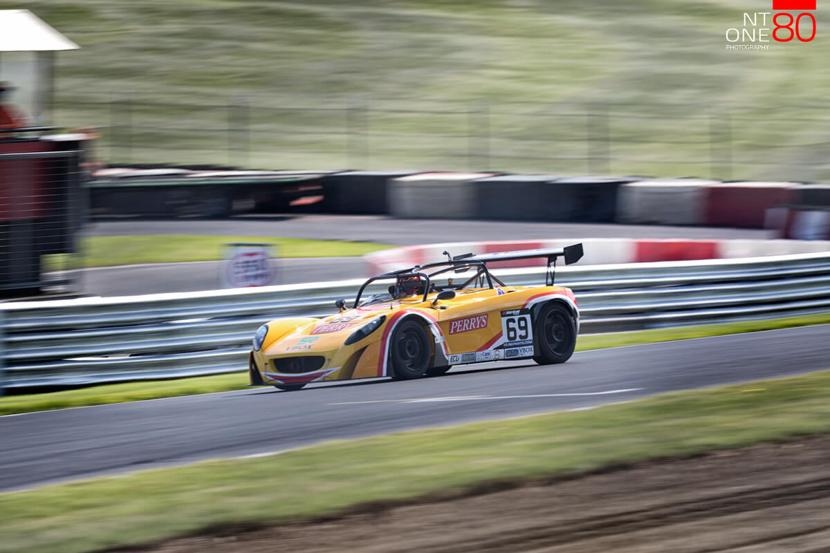 Motorsport track racing photography