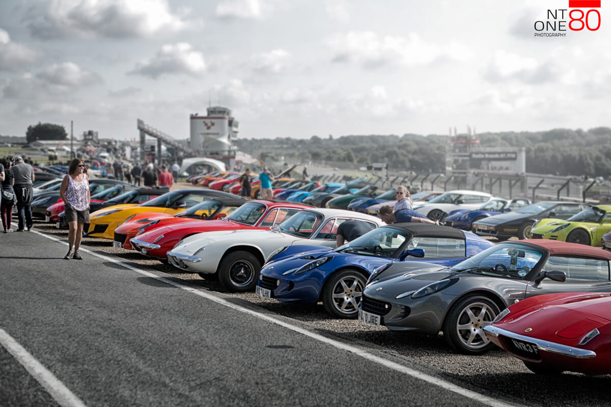 Lotus festival motorshow