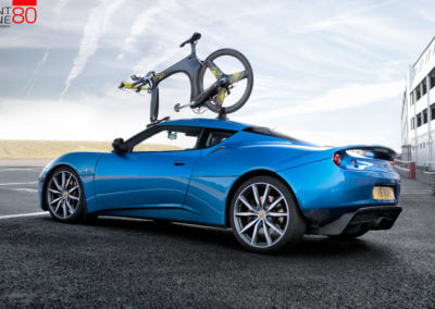 Lotus cars evora bike
