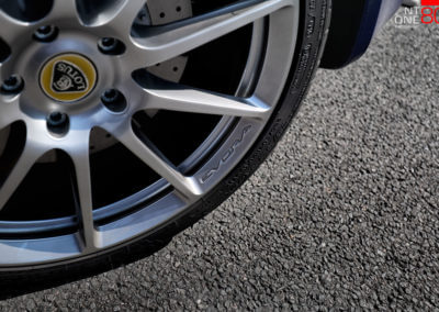 Wheels details
