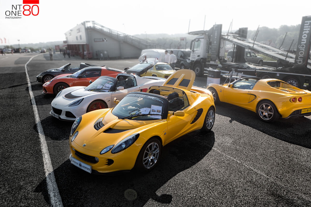 Lotus Festival Cars