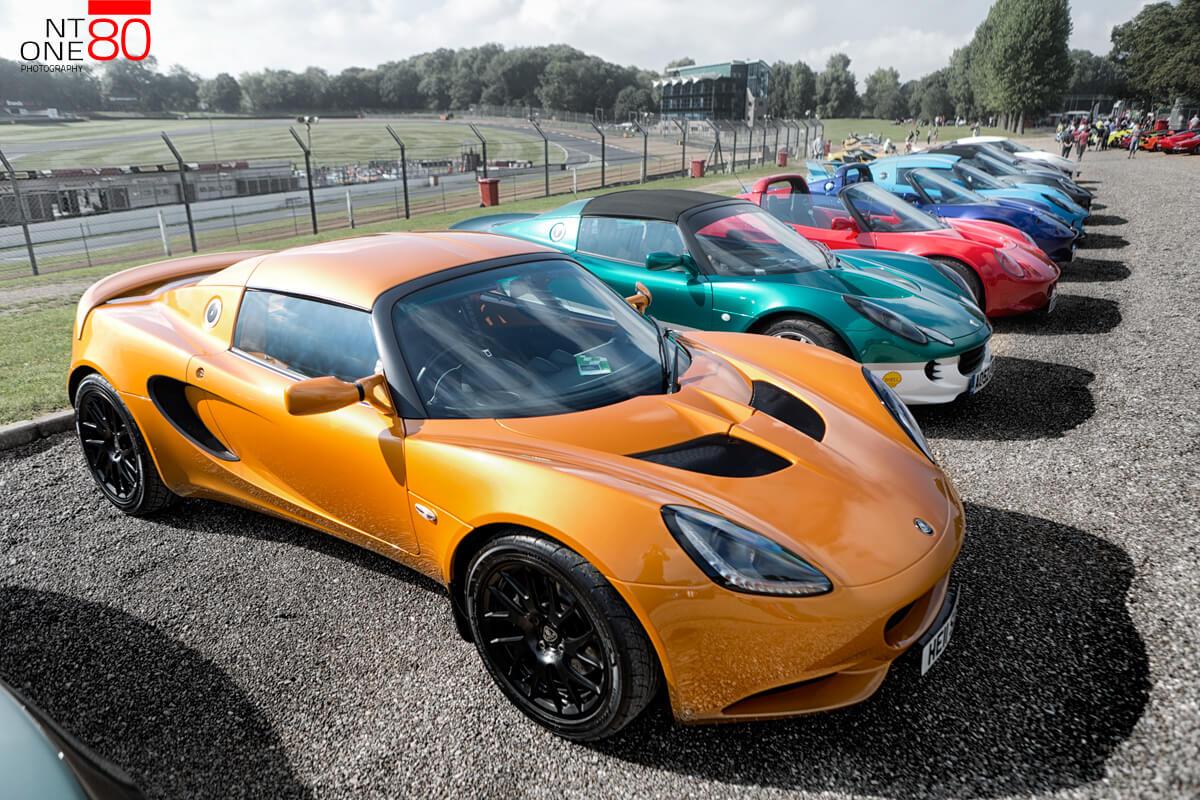 Lotus cars autosport show
