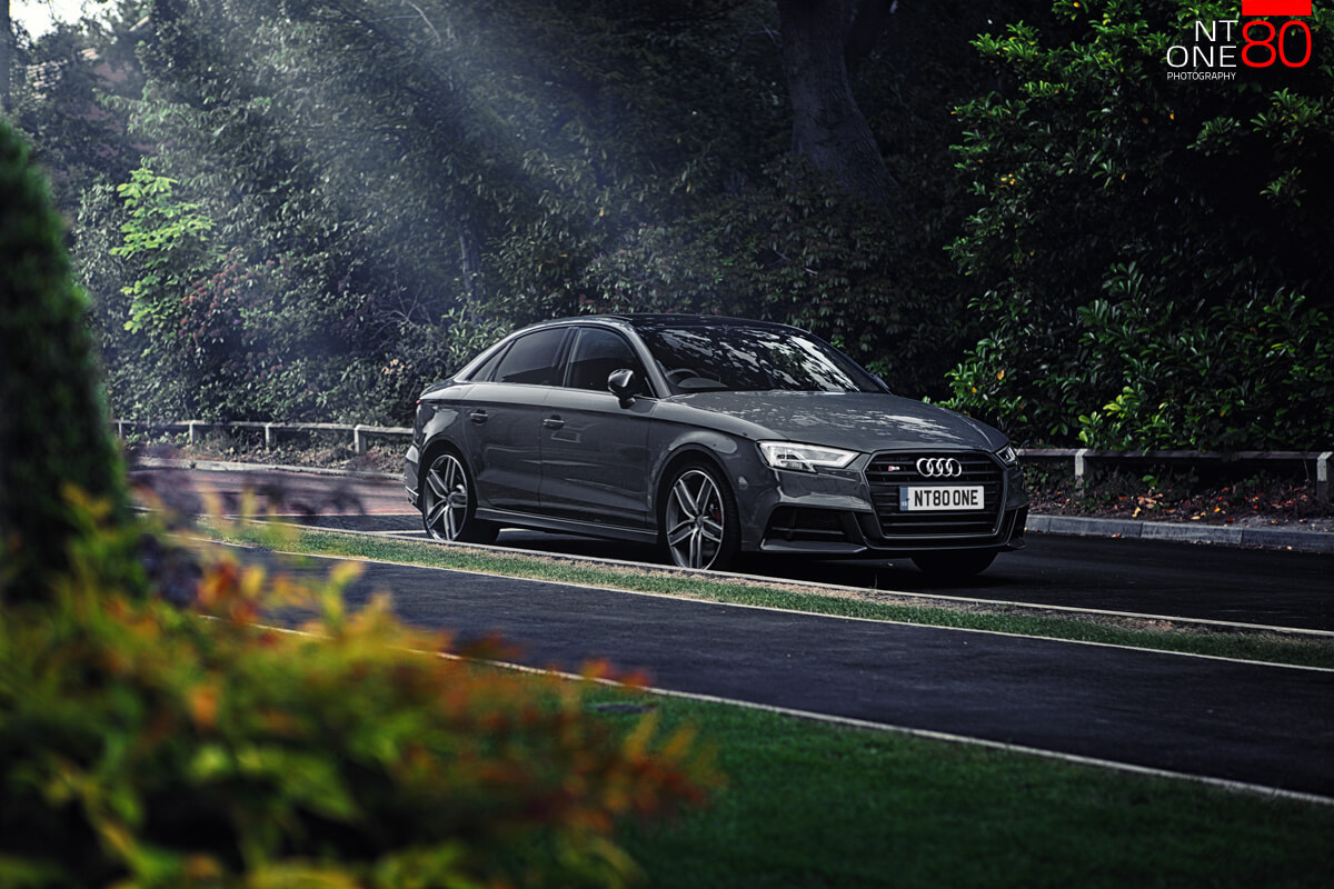 Audi S3 private cars photography
