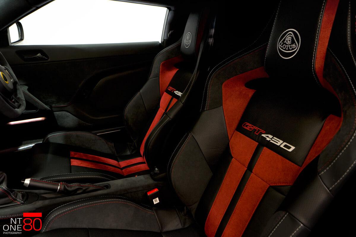 Interior cars lotus
