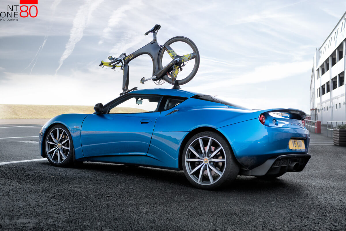 Lotus Evora Bike