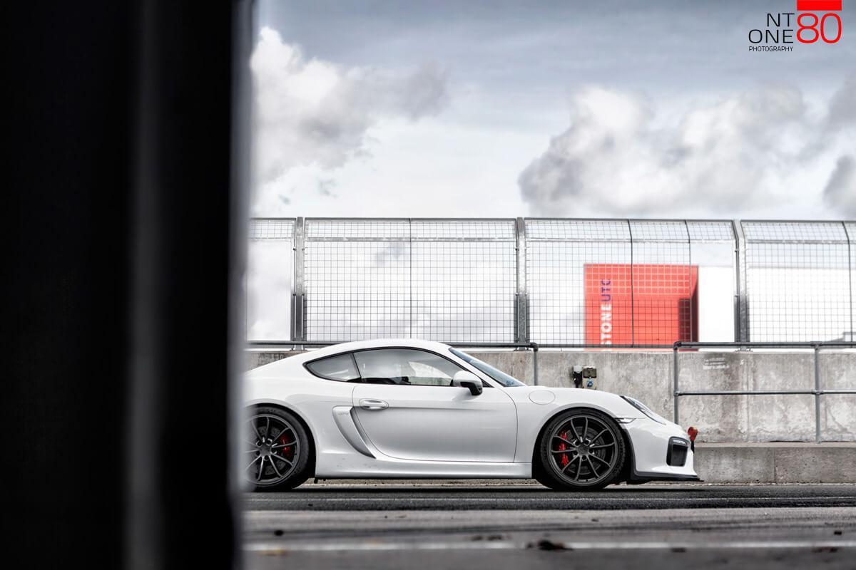 Trackday photos Porsche GT4