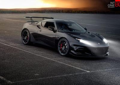 Car photography lotus