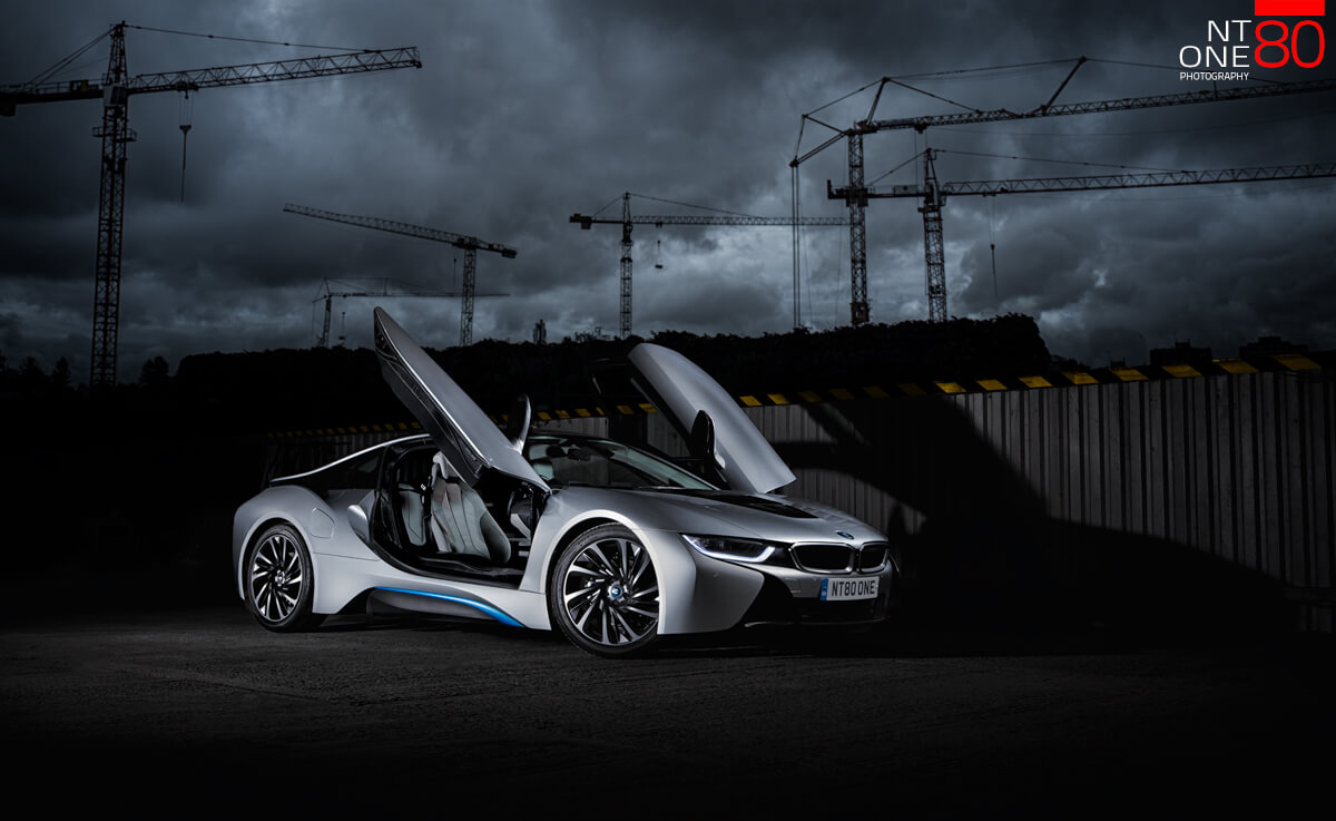 BMW i8 Photoshoot 2018