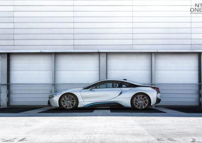 BMW city drive