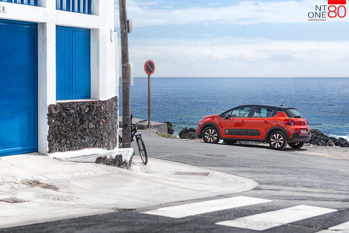 Citroen Spain road trip