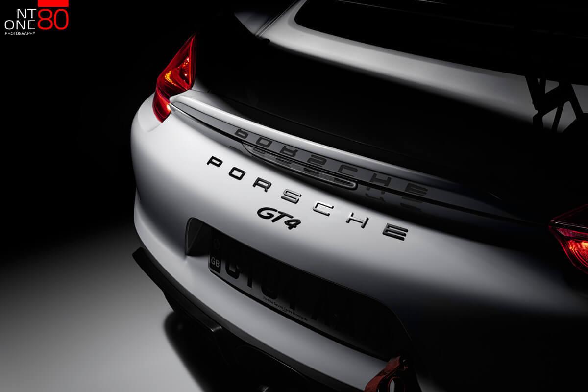 Porsche GT4 Wallpaper