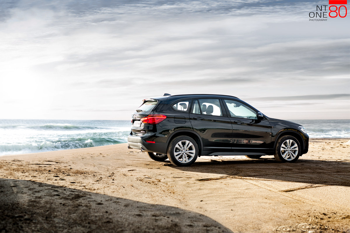 BMW X1 Photoshoot in Spain