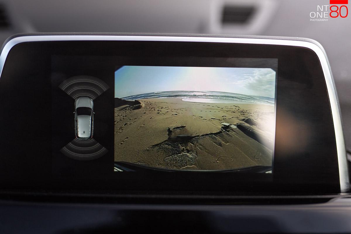 Beach, cars, sand
