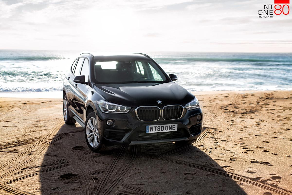 BMW X1 Spain