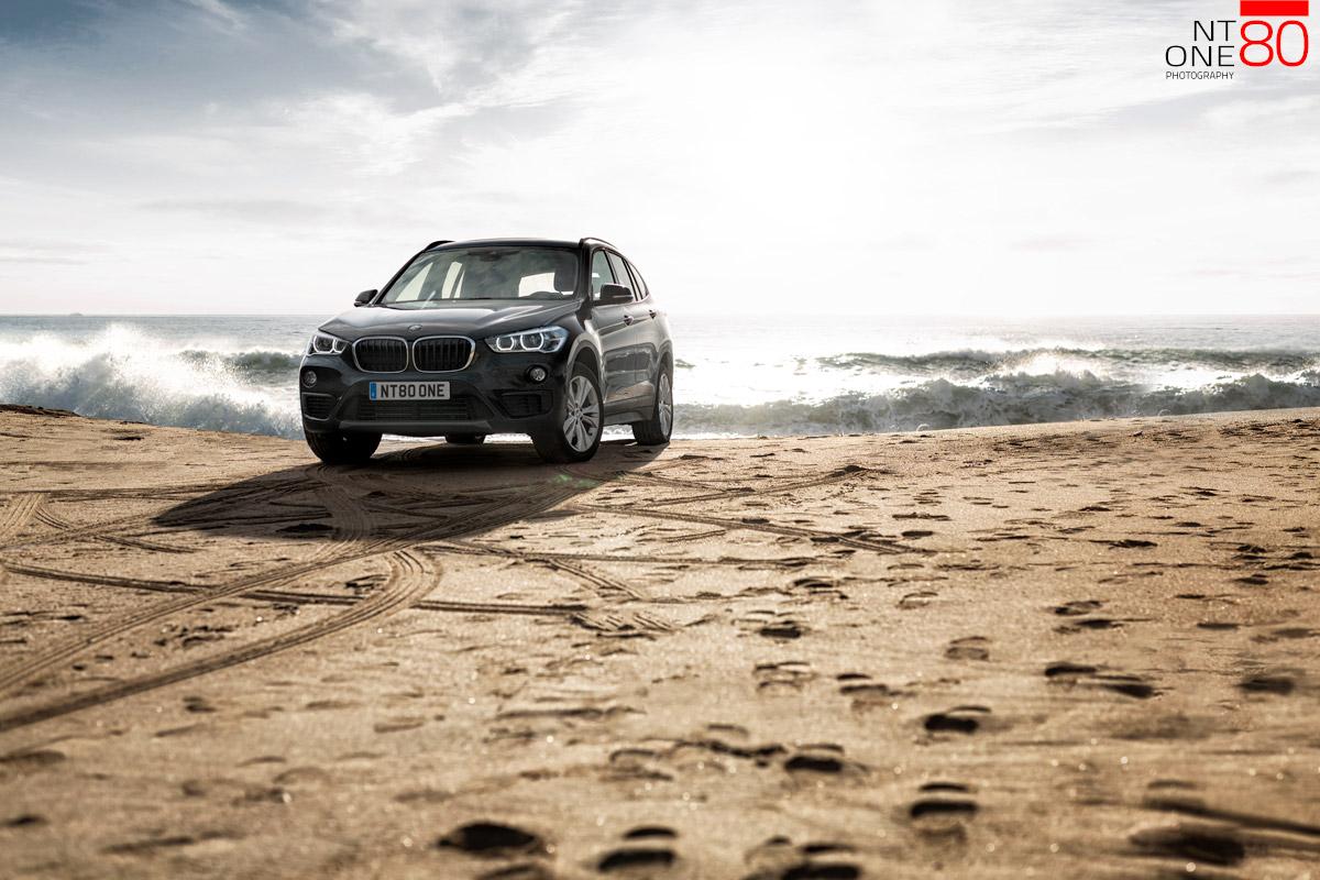 BMW X1 car photography